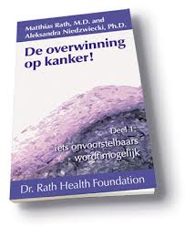 Dit boek, over de rol van voeding bij kanker, is één van de boeken die Jeanine Slot in haar lezingen over voeding bij kanker adviseert. Jeanine Slot is orthomoleculair therapeut, gespecialiseerd in de begeleiding van mensen met kanker. Zij geeft regelmatig lezingen over voeding bij kanker. Jeanine Slot adviseert bij kanker naast een gezonde voeding ook voedingssupplementen en homeopathie. Jeanine Slot adviseert mensen een aantal boeken over kanker en voeding te lezen, zodat zij zelf actiever zijn betrokken bij hun herstel. Met enige regelmaat geeft Jeanine Slot lezingen over kanker en voeding. In de lezing geeft zij een lijst boeken over kanker en voeding. Jeanine Slot is gespecialiseerd in de begeleiding van mensen met kanker.
